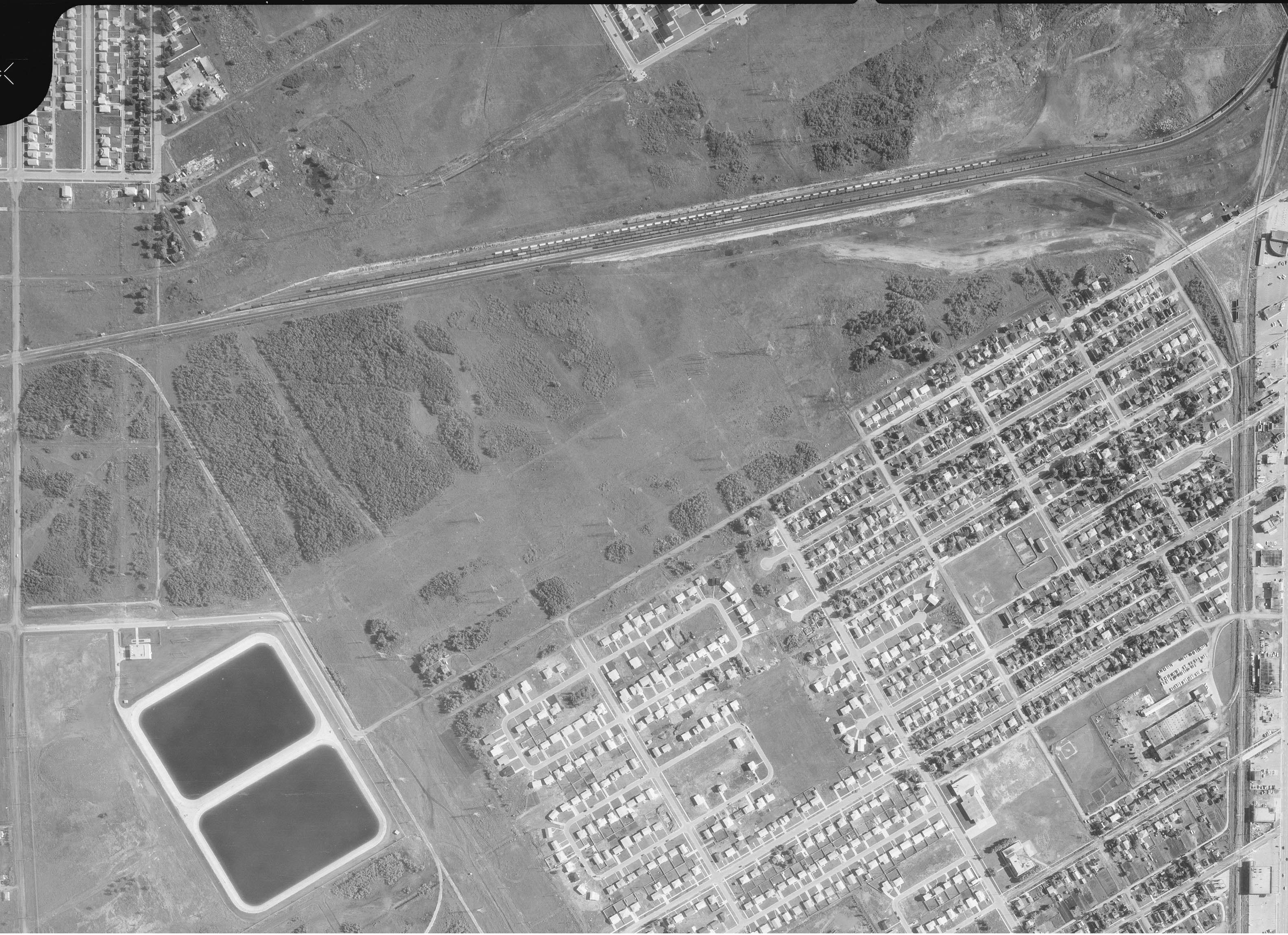 1962 Aerial Photo from National Earth Observation Data Framework, Govt. of Canada